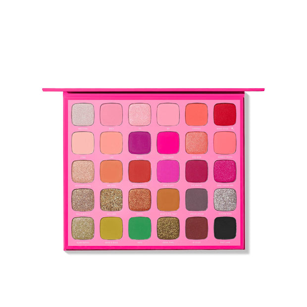 The Jeffree Star Artistry Palette