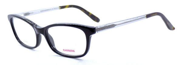 Carrera CA6647 3L3 Women's Eyeglasses Frames 52-17-140 Black + CASE