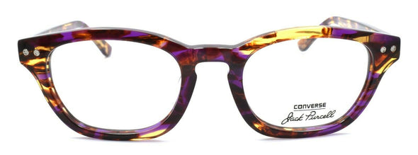 CONVERSE Jack Purcell P015 UF Eyeglasses Frames 48-20-140 Purple + CASE