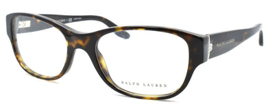 Ralph Lauren RL6126B 5003 Women's Eyeglasses Frames 53-18-140 Havana Brown