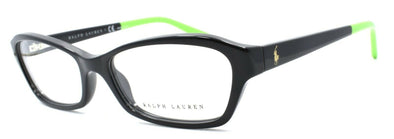 Ralph Lauren RL6097 5387 Women's Eyeglasses Frames 52-16-135 Black / Green