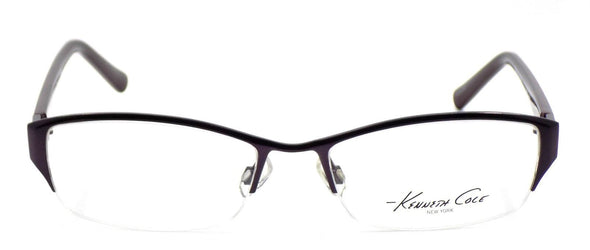 Kenneth Cole NY KC160 069 Women's Eyeglasses Frames 53-17-135 Bordeaux + Case