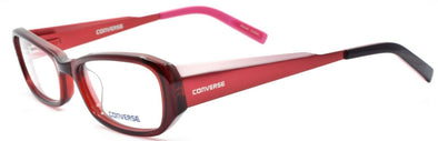 CONVERSE Composition Women's Eyeglasses Frames 50-16-135 Red + CASE