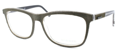 Diesel DL5191 098 Men's Eyeglasses Frames 54-15-145 Olive Denim