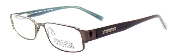 Kenneth Cole REACTION KC716 048 Women's Eyeglasses 51-15-135 Shiny Dark Brown