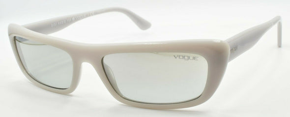 Vogue x Gigi Hadid VO5283S 27236V Women's Sunglasses Light Grey / Mirror Silver