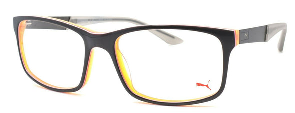 PUMA PU0074O 003 Men's Eyeglasses Frames 54-17-145 Gray + CASE