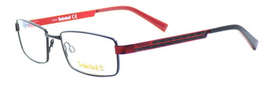 TIMBERLAND TB5060 002 Eyeglasses Frames 50-16-130 Matte Black / Red + CASE