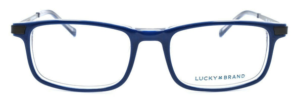 LUCKY BRAND D805 Eyeglasses Frames SMALL 48-17-130 Blue + CASE