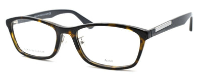 TOMMY HILFIGER TH 1580/F 086 Men's Eyeglasses Frames 56-19-145 Dark Havana +CASE