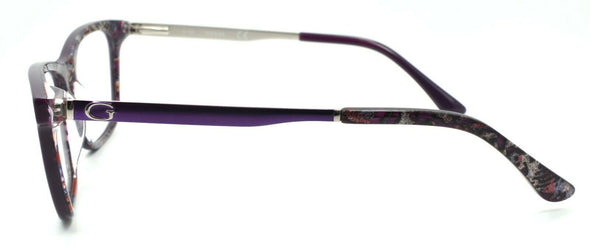 GUESS GU2630 083 Women's Eyeglasses Frames 52-16-135 Violet + CASE