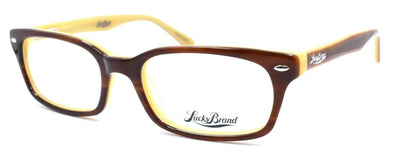 LUCKY BRAND Kids Wonder Eyeglasses Frames 49-17-130 Brown + CASE