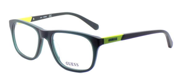 GUESS GU1866 097 Men's Eyeglasses Frames 53-18-145 Matte Dark Green + CASE