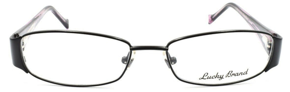 LUCKY BRAND Penny Women's Eyeglasses Frames 51-16-135 Black + CASE
