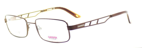 Carrera CA7602 FH9 Men's Eyeglasses Frames 54-18-145 Bronze + CASE