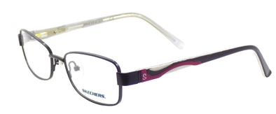 SKECHERS SE2116 002 Women's Eyeglasses Frames 50-16-135 Satin Black + CASE