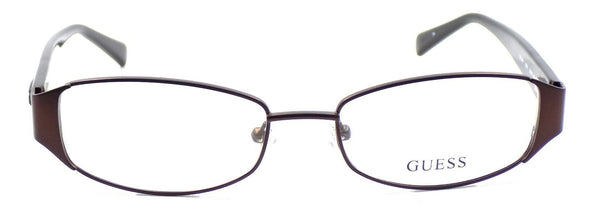 GUESS GU2411 BRN Women's Eyeglasses Frames 52-17-135 Brown + CASE