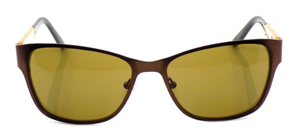 Harley Davidson HD0301X 49E Women's Sunglasses Brown 56-17-135 Brown Lens + CASE