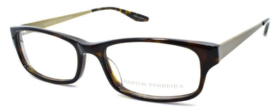Barton Perreira Nickelas DAW/ANG Men's Eyeglasses Frames 53-17-145 Dark Walnut