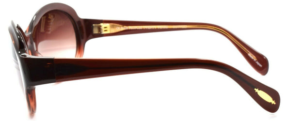 Oliver Peoples Merce GARGT Women's Sunglasses Garnet Red / Brown 55 mm JAPAN