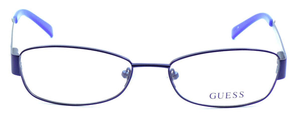 GUESS GU2404 BL Women's Eyeglasses Frames 53-17-135 Blue + CASE