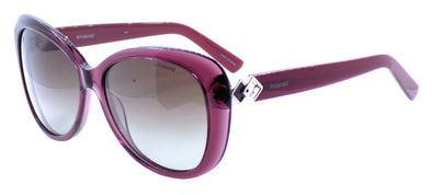 Polaroid PLD 4050/U/S LHFWJ Women's Sunglasses 58-16-140 Burgundy / Gray