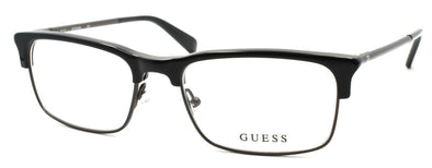 GUESS GU1886 001 Men's Eyeglasses Frames 53-18-140 Black + CASE