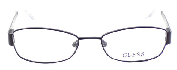 GUESS GU2404 BLK Women's Eyeglasses Frames 53-17-135 Black + CASE