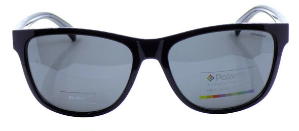 Polaroid PLD 2009/S QLKY2 Men's Sunglasses Polarized 57-17-145 Black / Gray