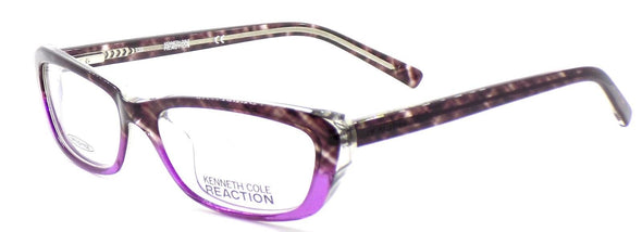 Kenneth Cole REACTION KC724 083 Women's Eyeglasses 51-14-135 Violet + CASE