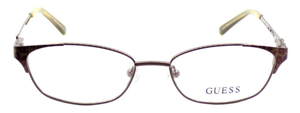 GUESS GU2301 BRN Women's Eyeglasses Frames 51-16-135 Brown + CASE
