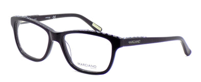 GUESS by Marciano GM0283 001 Women's Eyeglasses Frames 53-16-135 Black + Case