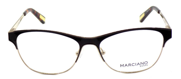 GUESS by Marciano GM0278 048 Women's Eyeglasses Frames 53-15-135 Dark Brown