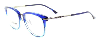 SMITH Optics Quinlan IOV Unisex Eyeglasses Frames 51-19-140 Blue Crystal Split