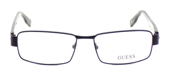 GUESS GU1819 BLK Men's Eyeglasses Frames 55-16-145 Satin Black + CASE