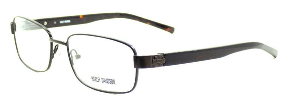 Harley Davidson HD328 SBRN Men's Eyeglasses Frames 55-17-140 Satin Brown + CASE