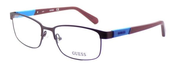 GUESS GU1865 070 Eyeglasses Frames 53-17-140 Matte Red + CASE
