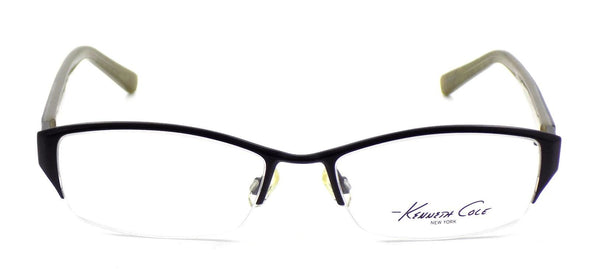 Kenneth Cole NY KC160 002 Women's Eyeglasses Frames 53-17-135 Matte Black + CASE