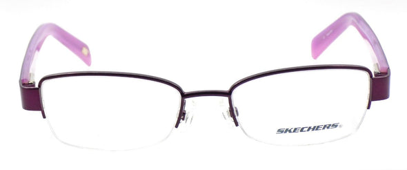 SKECHERS SK2084 SBUR Women's Eyeglasses Frames 49-17-135 Satin Burgundy + CASE