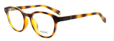 Polaroid PLD D340/F N9P Unisex ASIAN Fit Glasses Frames 50-20-145 Matte Havana