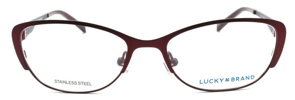 LUCKY BRAND D704 Kids Girls Eyeglasses Frames 47-15-130 Purple + CASE