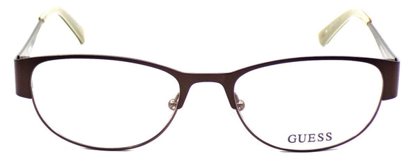 GUESS GU2330 BRN Women's Eyeglasses Frames 51-17-135 Brown + CASE