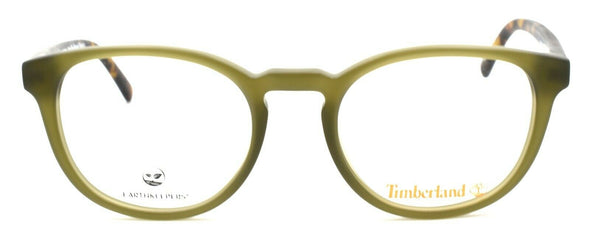 TIMBERLAND TB1579 097 Men's Eyeglasses Frames 49-19-145 Matte Dark Green + CASE