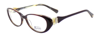 GUESS by Marciano GM185 BRNBE Women's Eyeglasses Frames 51-16-135 Brown + CASE