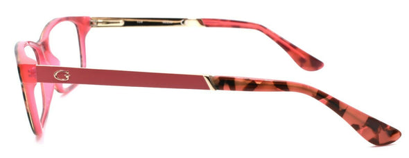 GUESS GU2628 074 Women's Eyeglasses Frames 55-15-140 Pink / Gold