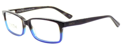 SMITH Optics Playlist I2G Unisex Eyeglasses Frames 54-16-135 Havana Blue + CASE