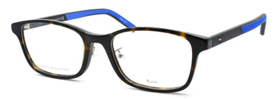 TOMMY HILFIGER TH 1578/F 086 Men's Eyeglasses Frames 53-19-145 Dark Havana