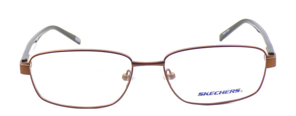 SKECHERS SE 3173 049 Men's Eyeglasses Frames 54-16-140 Matte Brown + CASE