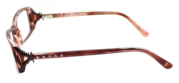 GUESS by Marciano GM146 BRN Women's Eyeglasses Frames 52-16-130 Brown Crystal