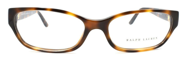 Ralph Lauren RL6081 5303 Women's Eyeglasses Frames 54-16-140 Havana Brown